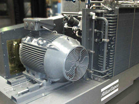 C系列筒狀活塞式高壓壓縮機