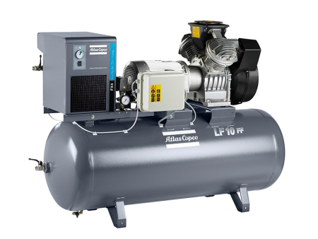 LF鋁制活塞式無油壓縮機