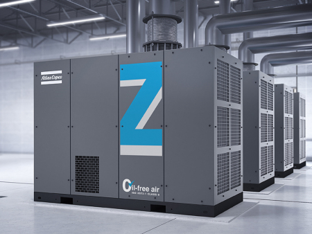 ZB VSD+无油离心式鼓风机