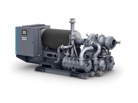 ZH和ZH+离心式无油空气压缩机