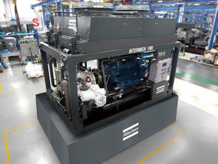 BBR+FBR系列高壓CNG壓縮機