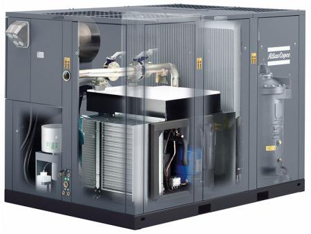 GR110-200两级螺杆式压缩机