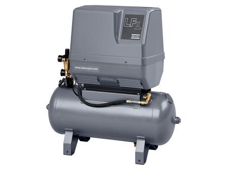 LFx緊湊型活塞式無油壓縮機