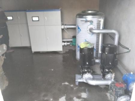 甘肃铜城工程建设有限公司办公楼采暖工程