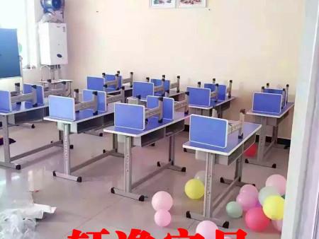 郑州学生课桌椅厂家 轩逸家具欢迎您15890001255