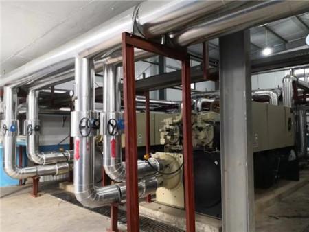 混水源热泵机组