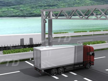 (双微波)交通流量数据分析采集仪