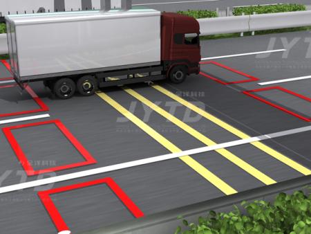 轴载调查交通数据分析采集仪