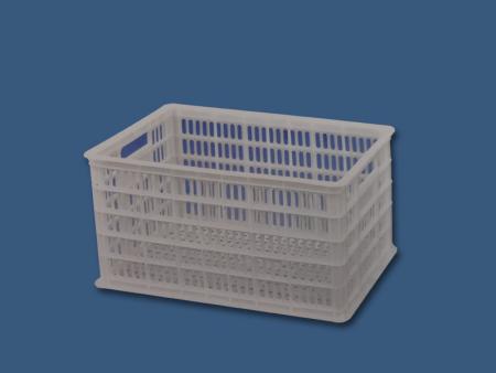 周转筐厂家的塑料产品有什么优越性