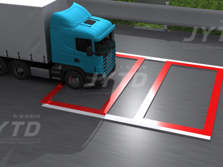 (双线圈)智能交通信息监测仪