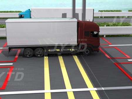 石英式动态汽车衡