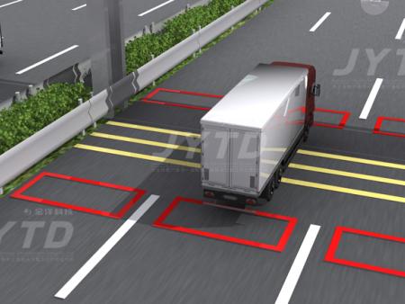 窄条式动态汽车衡