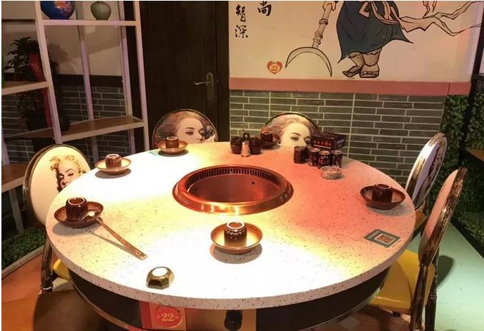 甘肃电动餐桌椅