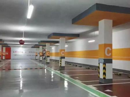 哈尔滨停车位划线的尺寸一般在多少?