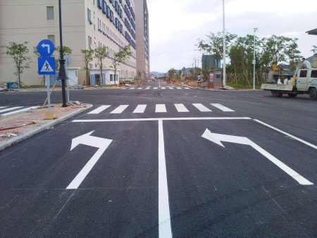 冷漆道路标线