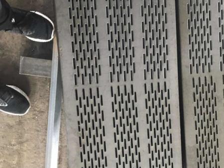 筛板水轮配件