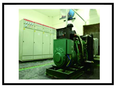兰州柴油发电机-发电机