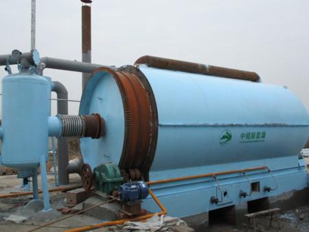 油泥處理設備油過濾器常見的問題和原因
