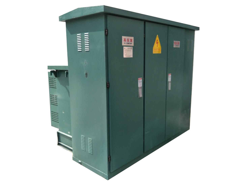 兰州美式变电站-箱式变电站的布线方式