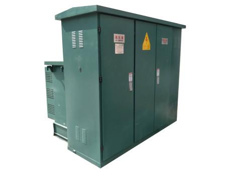 兰州配电箱厂家-什么是组合式的箱式变电站
