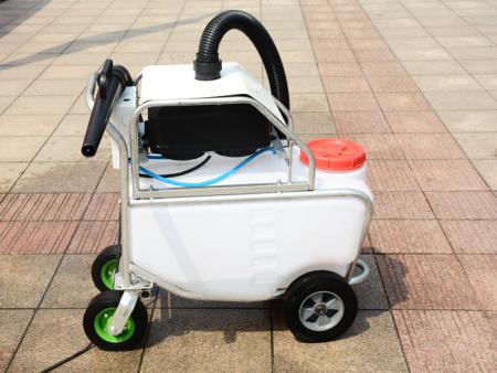 彌霧機對農作物的好處和使用技術
