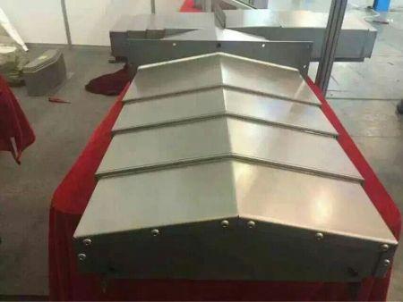 钢板防护罩结构和布局