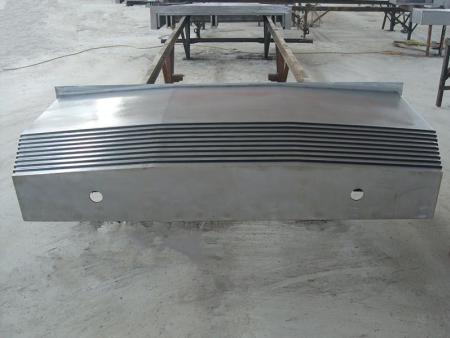 机床防护罩的挑选和检测