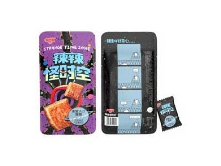 JBO体育60g素蟹大刀(辣味)