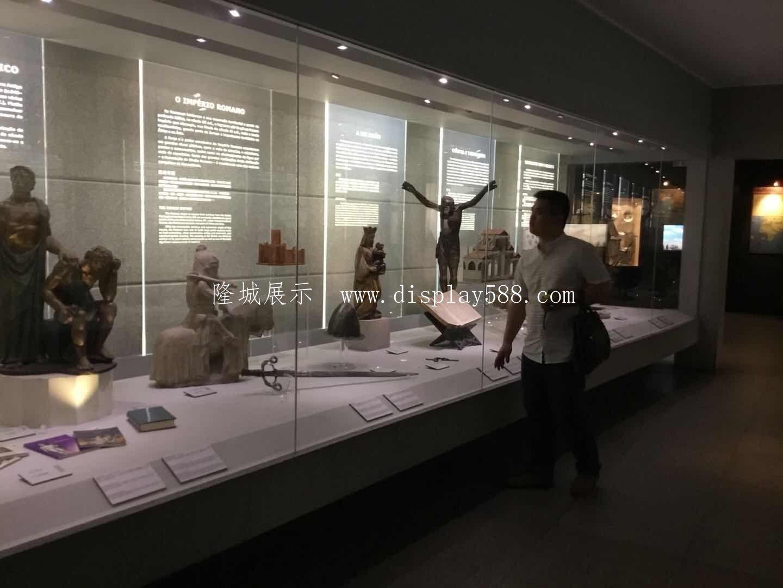 博物馆墙柜
