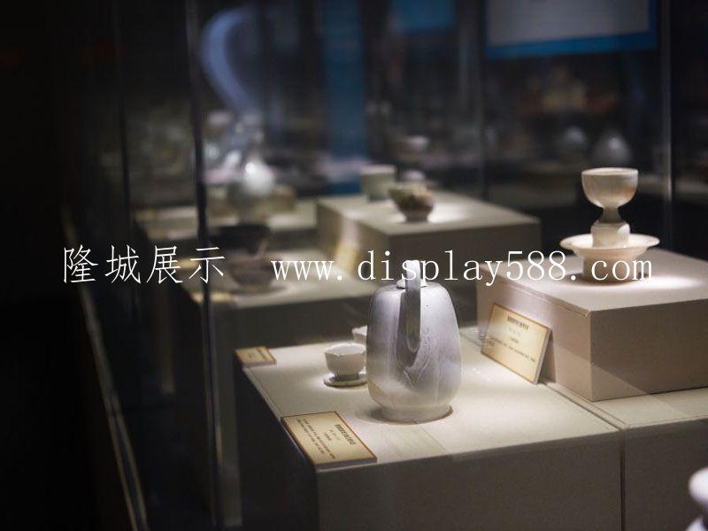 博物馆独立柜