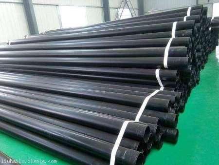黑色热浸塑电力穿线管