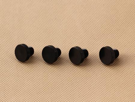 铝合金非标定制滚花螺丝