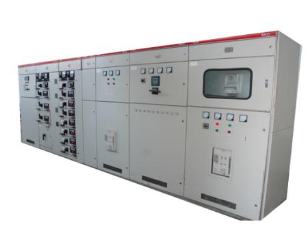 GCS标准型抽出式低压开关柜柜体