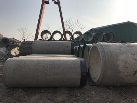 柔性钢筋混凝土排水管
