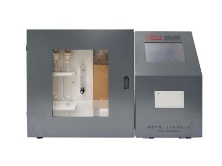 煤炭化驗設備定硫儀/測硫儀BYTDL-6000觸控智能定硫儀
