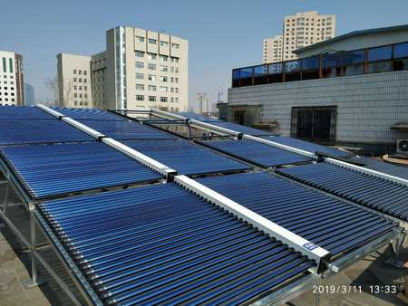 天普太阳能热水器中的水能喝吗?
