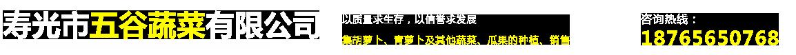 壽光市五谷蔬菜有限公司