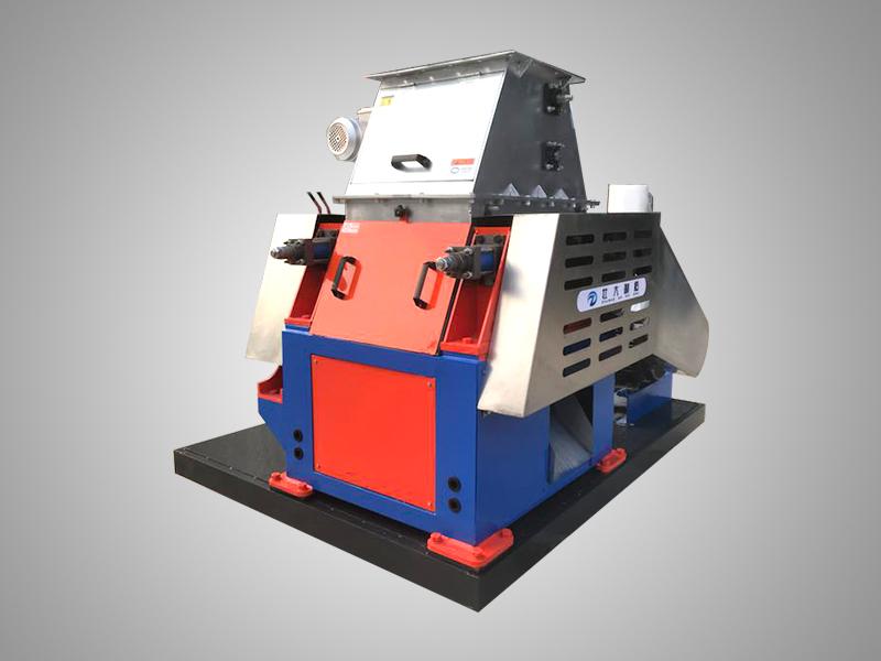 小型玉米压片机(牧场自用)