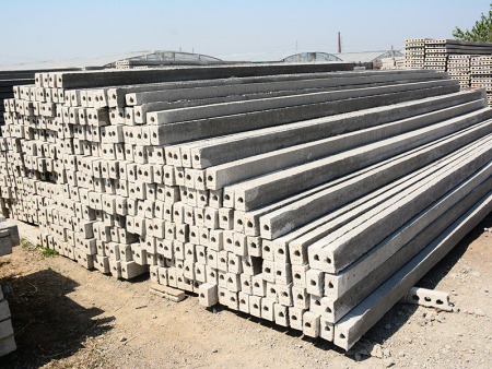 浅析水泥立柱制作的工艺