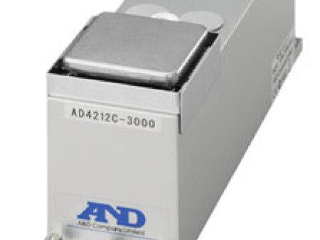AND AD-4212C自带模/数转换器的高精度电磁称重传感器