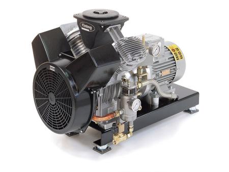 LE/LT油潤滑鋁質活塞式壓縮機