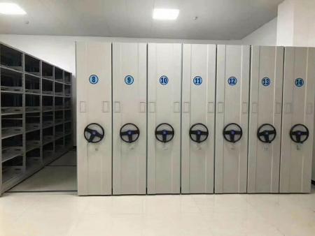 檔案密集櫃如何在檔案管理中發揮應有的作用?