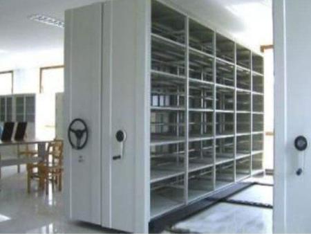 密集架廠家隻有提高產品質量和服務來回報客戶
