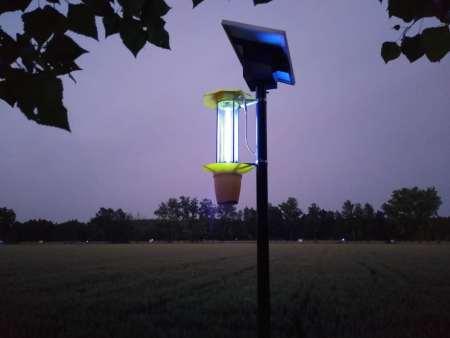 3ST-12-80太阳能灭蚊灯