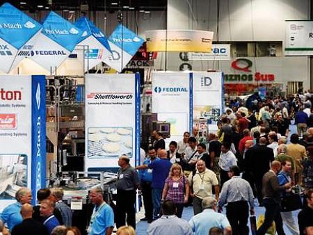 美国拉斯维加斯国际包装机械展览会