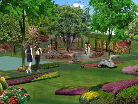 西安磐石清影园林绿化讲解绿化工程中的注意事项