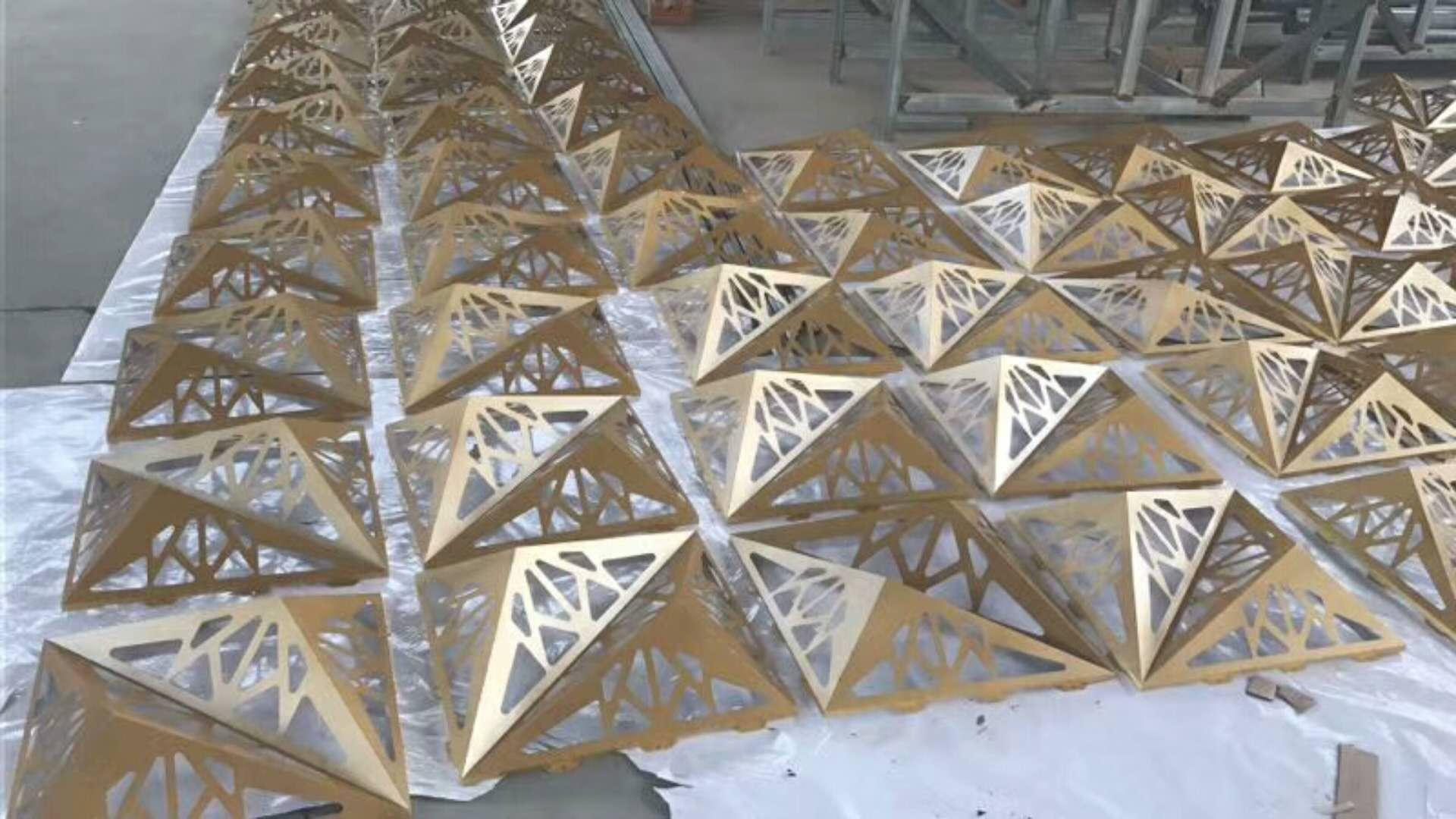 關于鋁單板表面工藝你不知道的事