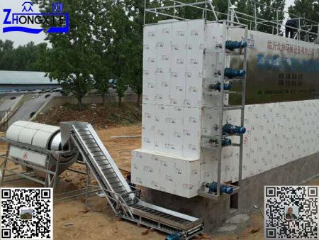有机肥生产设备对安装场地的要求