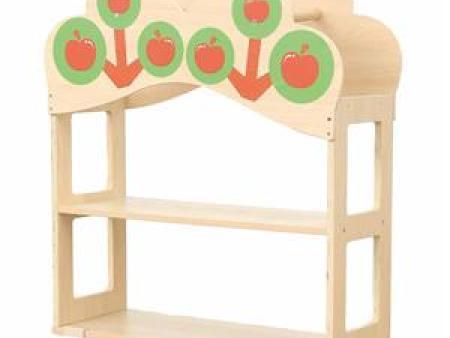 华森葳森林系统上棚柜苹果树