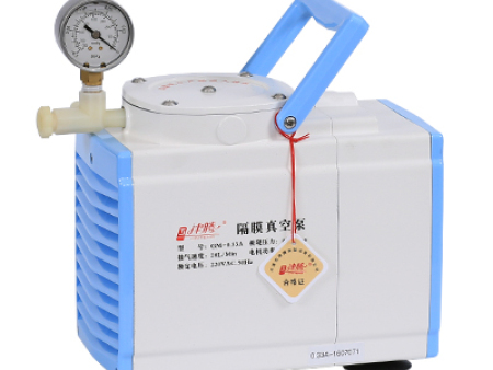 津腾 GM-0.33A隔膜真空泵